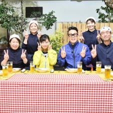 片山商店が「満点☆青空レストラン」に出演に出演させて頂きました!