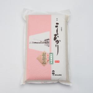 佐渡産 こしひかり 5kg(10月・11月)