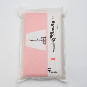 新潟こしひかり 純米 5kg