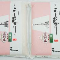 【終了しました】第2回特別キャンペーン 岩船産特別栽培米こしひかりを送料無料でお送りいたします。